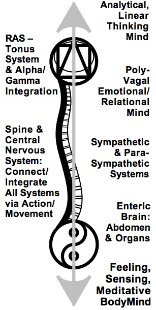 BodyMind Connections in mindful medical massage - structural bodywork